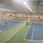 Tenniskurs høsten 2020